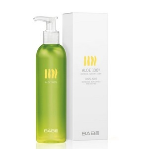Babe gel hydratant calmant 100% Pure Aloe 300ml