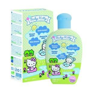Hello Kitty Shampooing  Délicat  Fl 250 ml