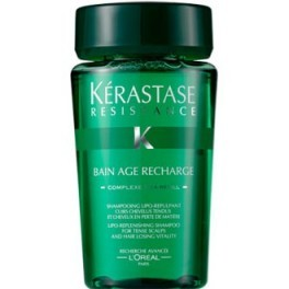 L'Oreal Kerastase resistance bain age recharge, shampooing lipo-repulpant 250ml