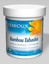 Fenioux Bambou Tabashir (Bambousa arundinacea) (200 gélules)