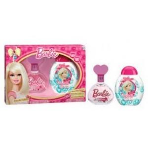 Air-Val Barbie Set Eau de toilette 100ml + Gel 300ml Réf : 6129