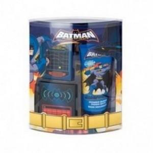 Air-Val Batman Bain Moussant qui change de couleur 238ml + Savon + Boite de cristaux pour le Bain Réf : 10120