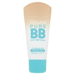 Maybelline BB Cream peaux mixtes à grasses 8 en 1 spf 15 (30 ml)