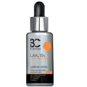 BC Be Ceuticals L.AA.15% sublime White CORRECT 35 ml