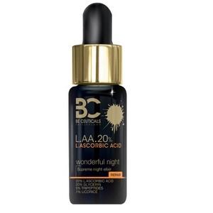 BC Be ceuticals L.AA 20% Élixir de nuit suprême 15 ml