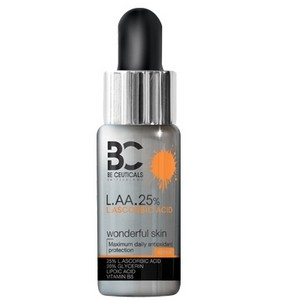 BC Be ceuticals L.AA. 25% protection antioxydante quotidienne maximale 15 ml