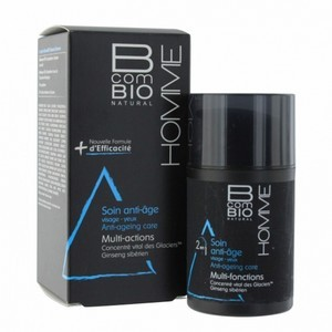 BCOM BIO Hommes Soin Anti-Âge Multi Actions 50ml