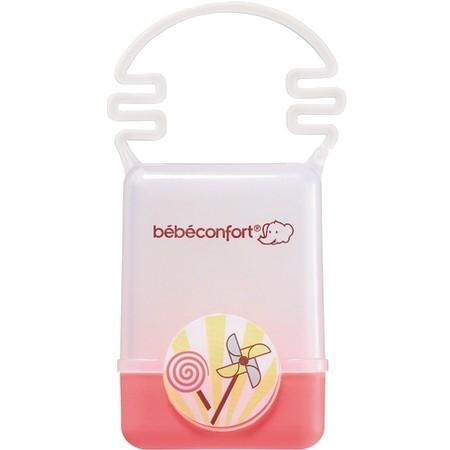Bébé Confort Boite de transport pour 2 Sucettes avec Système d'Accroche (0-36 mois) 30000723