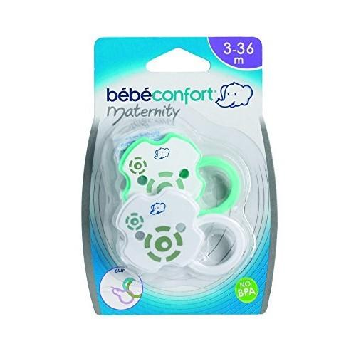 Bébé Confort 2 Attache-Sucettes Rond Maternity - 2 Coloris 30000728