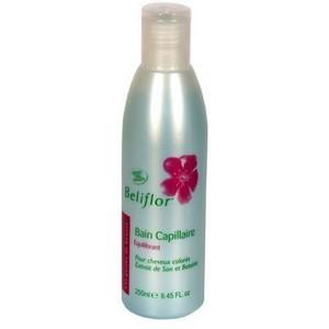 Beliflor Bain Capillaire équilibrant - Cheveux Colorées 200ml
