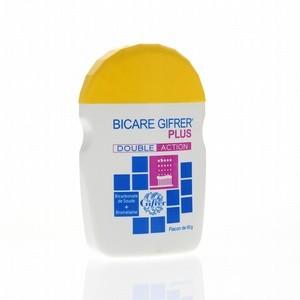 Gifrer Bicare plus poudre blancheur 60g
