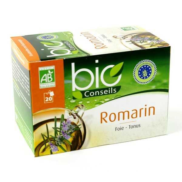 Bio Conseils Romarin Foie - tonus 20 Sachets