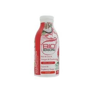 Bio Seasons Shampooing Usage Fréquent Brillance et Vitalité 300ml