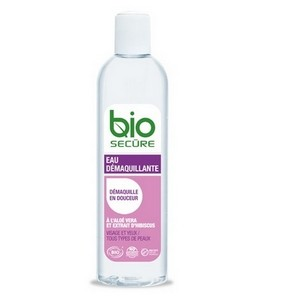 Bio secure eau demaquillante 200ml