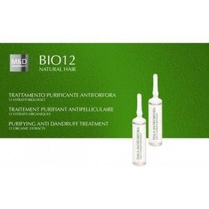 BIO12 Traitement Purifiant Anti-Pelliculaire 12 ampoules