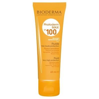 Bioderma Photoderm Max Crème Invisible SPF 100 (40 ml)