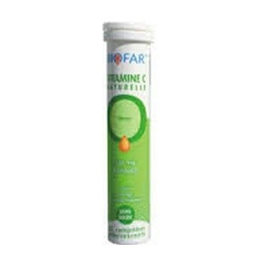 Biofar Vitamine C Naturelle - Tonus 500mg (20 Comp)