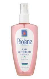 Biolane Eau de Toilette Fraîcheur spray 200 ml