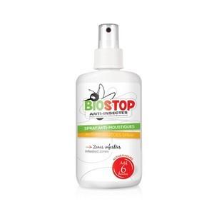 Biostop Anti-insectes Piqueurs Spray (100 ml)
