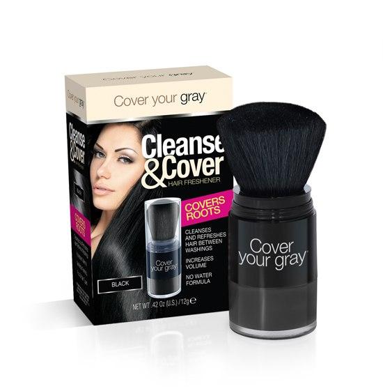 Cover Your Gray Cleanse & Cover Hair Freshener : Nettoyant Rafraîchisseur de Cheveux 12g