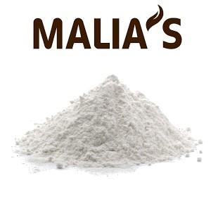 Malia's Argile Blanche Visage et Corps 100% Naturelle et Pure Tous Types de Peaux  100G
