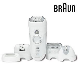 Braun Épilateurs Silk Epil 7 wet & Dry SE7681