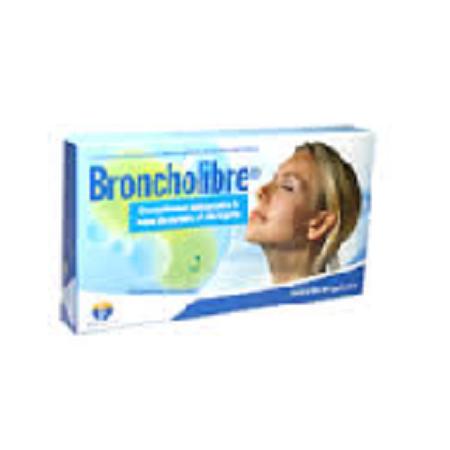 Fenioux Broncholibre (boîte de 60 gélules)