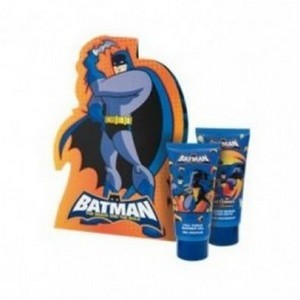 Air-Val Batman Bain Moussant 100ml + Gel Douche 100ml Réf : 10116