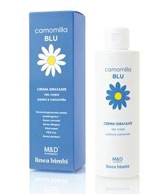 Camomilla Blu Crème Hydratante Visage et Corps 200 ml