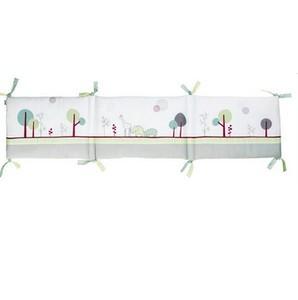 Candide Tour de lit thème Etno Garden référence 133690