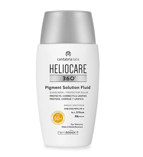 Heliocare 360° Pigment solution Fluide spf50+ 50ml
