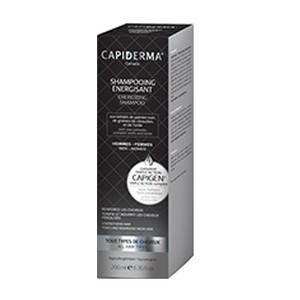 Capiderma Shampooing Anti-chute - Energisant tous types de cheveux 200 ml