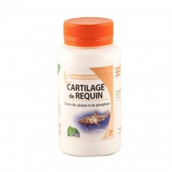 MGD Cartilage De Requin 320 mg 120 Gelules