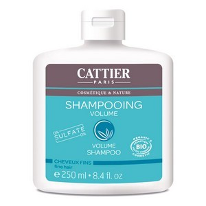 CATTIER Shampooing Volume 0% sulfate 250 ml
