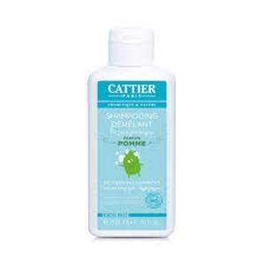 Cattier Shampooing Démêlant Pomme Enfant 200ml