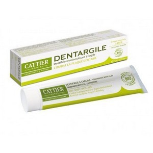 CATTIER Dentifrice Dentargile Anis 75ml