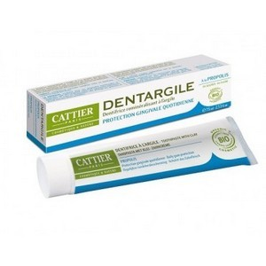 CATTIER Dentifrice Dentargile Propolis 75ml
