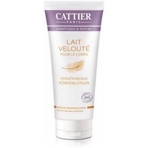 CATTIER Lait Velouté Pour Le Corps - Parfum Amande et Coing 200ml