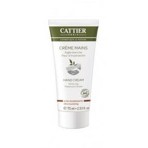 CATTIER Crème Mains Ultra Nourrissante 75ml