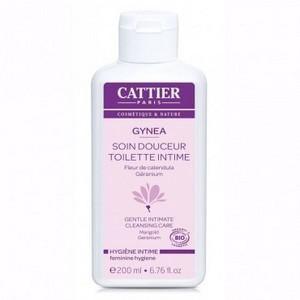 CATTIER gynea hygienne intime 200ml