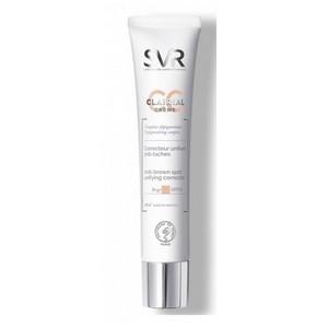 SVR clairial CC crème correcteur unifiant anti-taches beige spf50 (40ml)