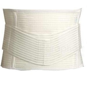 LR velpeau ceinture de soutien abdominale