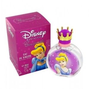 Disney princess cendrillon eau de toilette vapo 50 ml, filles