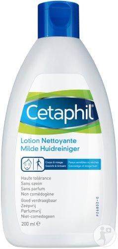 Cetaphil Gentle skin cleanser Lotion Nettoyante (200ml)