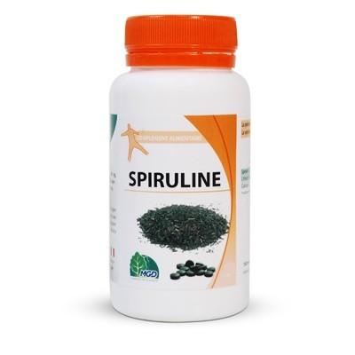 MGD NATURE SPIRULINE 100 gélules
