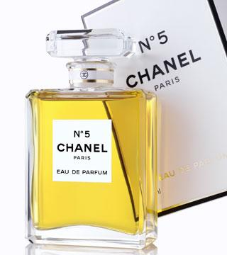 Chanel N°5 Eau de parfum femmes 50 ml