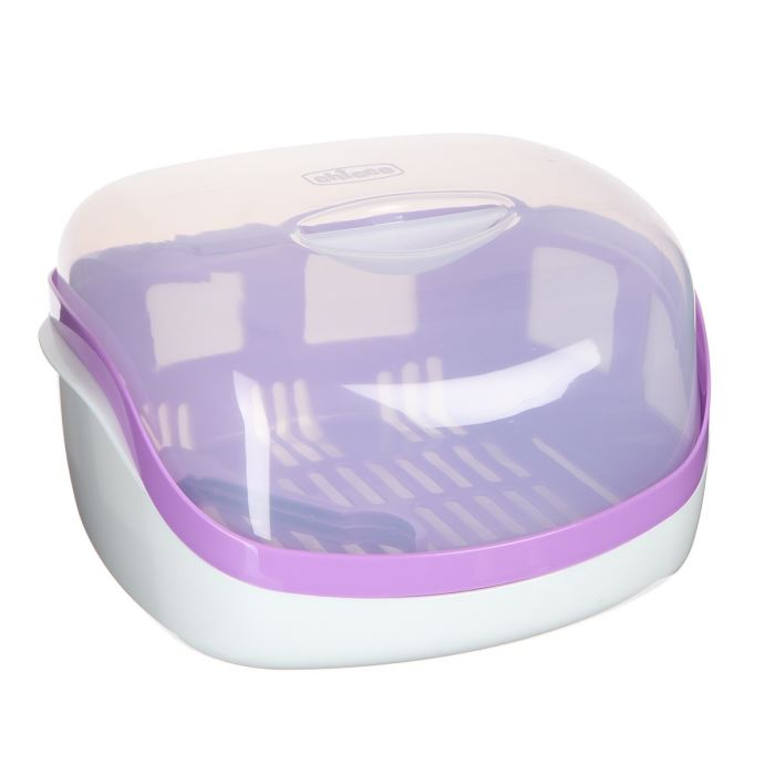 Chicco Stérilisateur Micro-ondes SterilNatural Max