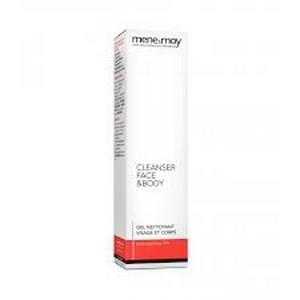 Mene & Moy Cleanser nettoyant pour peaux sensibles 4% visage (150ml)