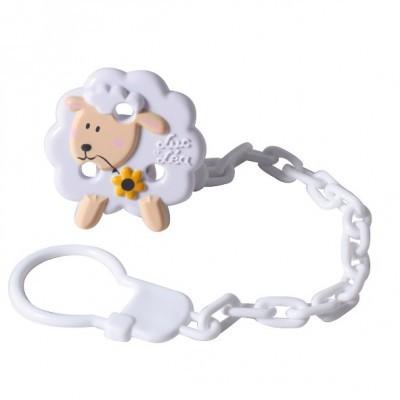Luc et lea Clip chainette
