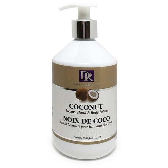 D&R Hand & Body Lotion: Crème Mains-Corps 500 ml